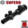 Оптический прицел HAKKO Superb 30 1-4x24 (4A IR Dot Red)