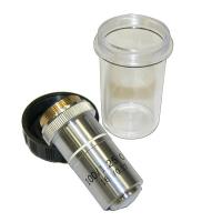 Обьектив для микроскопа KONUS 100x (ахроматический иммерсионный)