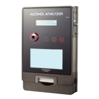 Алкотестер ALCOSCAN AL 4000 (с монетоприёмником)