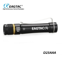 Фонарь EAGLETAC D25AAA XP-G2 S2 (450/145 Lm) Yellow