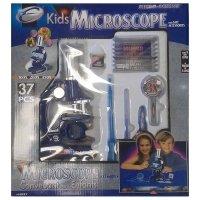 Микроскоп  MICROSCIENCE 37 предметов
