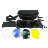 Стрелковые очки SIGETA Goliaf A2017