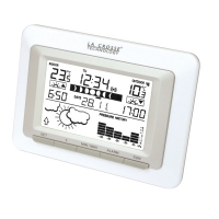 Метеостанция LA CROSSE WS9250IT-WHI-S