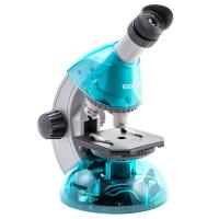 Микроскоп SIGETA Mixi 40x-640x с адаптером для смартфона