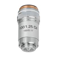 Объектив для микроскопа SIGETA Achromatic 100x/1.25