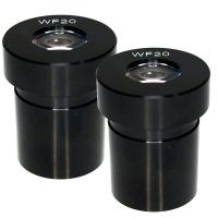 Окуляр для микроскопа SIGETA WF 20X (пара)