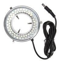 Кольцевой осветитель для микроскопа SIGETA LED Ring-60