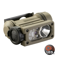 Фонарь STREAMLIGHT Sidewinder Compact II Military