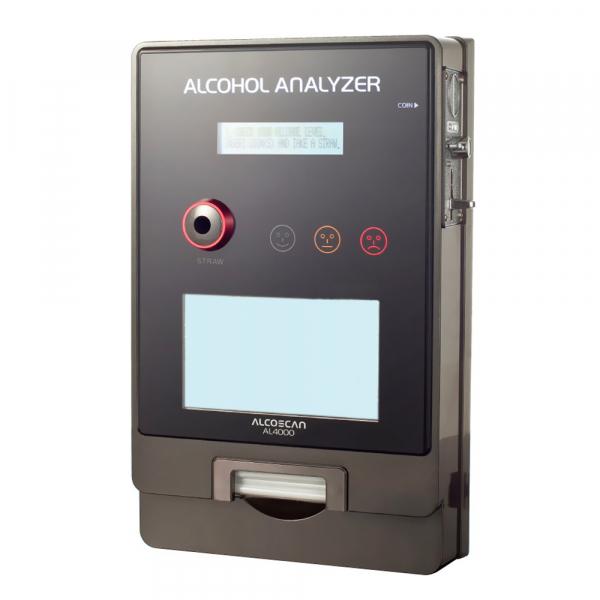 купить Алкотестер ALCOSCAN AL 4000 (с монетоприёмником)
