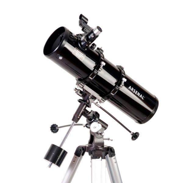 купить Телескоп ARSENAL 130/650 EQ2