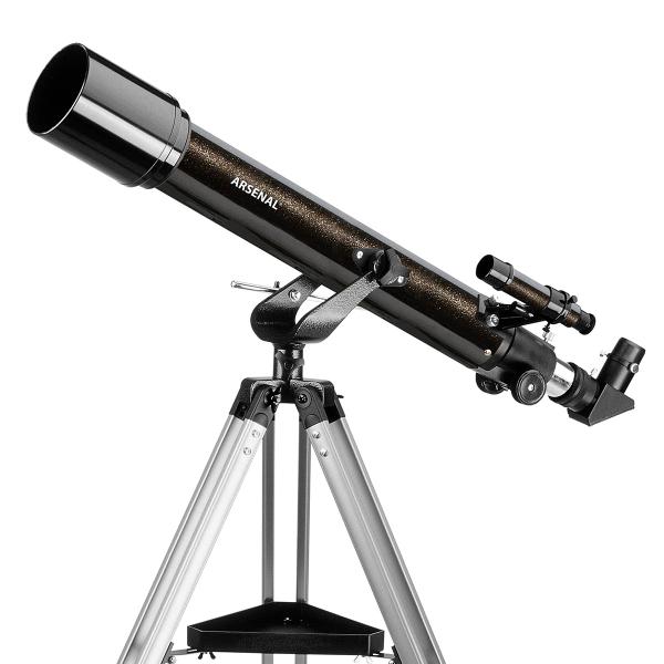 купить Телескоп ARSENAL 70/700 AZ2