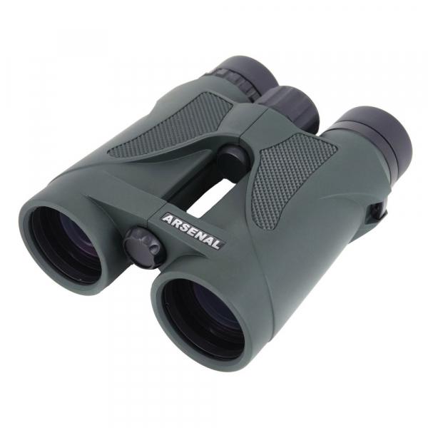 купить Бинокль ARSENAL 8x42 (NBN02) влагонепроницаемый