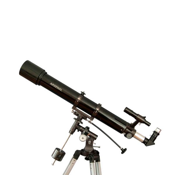 купить Телескоп ARSENAL 90/900 EQ2