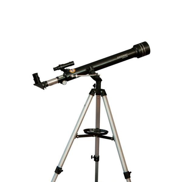 купить Телескоп ARSENAL Discovery 60/700 AZ2 (с кейсом)