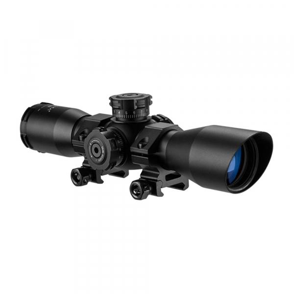 купить Оптический прицел BARSKA Contour 4x32 (Mil Dot IR)