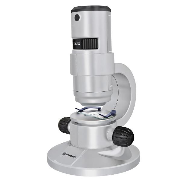 купить Цифровой микроскоп BRESSER Junior DM400 (20x, 80, 350x)