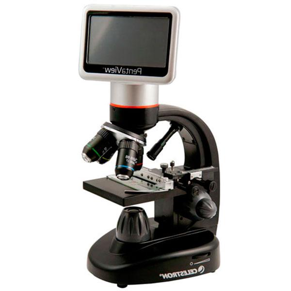 купить Цифровой микроскоп CELESTRON Penta View