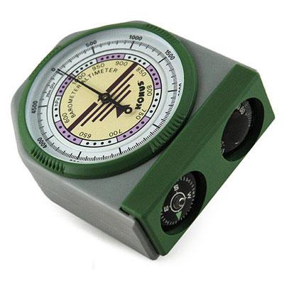 купить Компас KONUS COMBI-21 (+ высотомер, барометр, термометр)