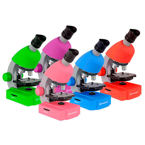 купить Микроскоп BRESSER Junior 40x-640x
