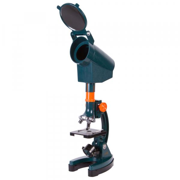купить Микроскоп LEVENHUK LabZZ M3