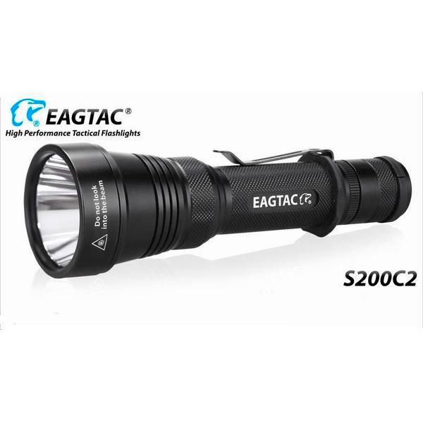 купить Фонарь EAGLETAC S200C2 XM-L2 U2 (1116 Lm) Weapon Kit