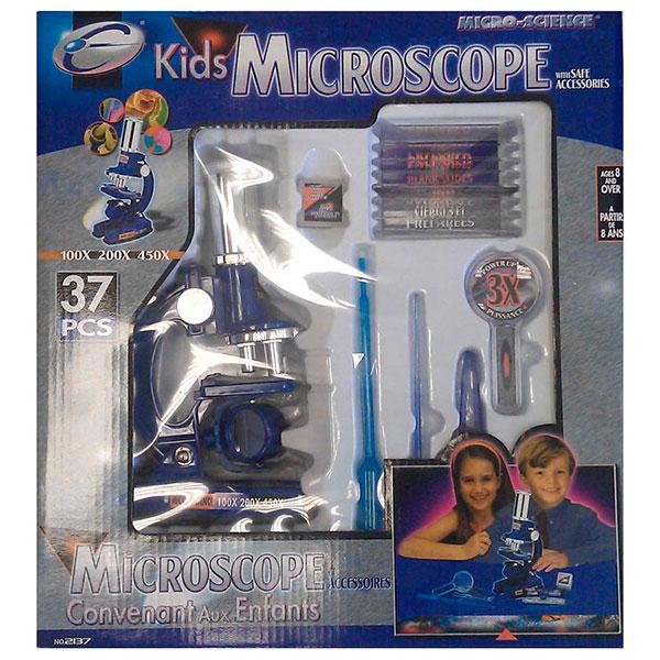 купить Микроскоп  MICROSCIENCE 37 предметов