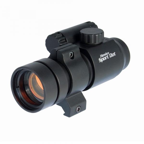 купить Коллиматорный прицел HAWKE Sport Dot 1x30 WP (9-11mm/Weaver)