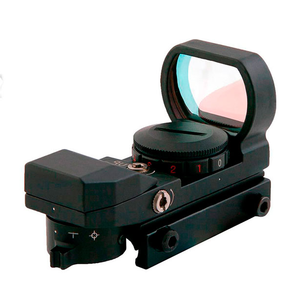купить Коллиматорный прицел BRESSER TrueView Red Dot  HRS-ORD-01T