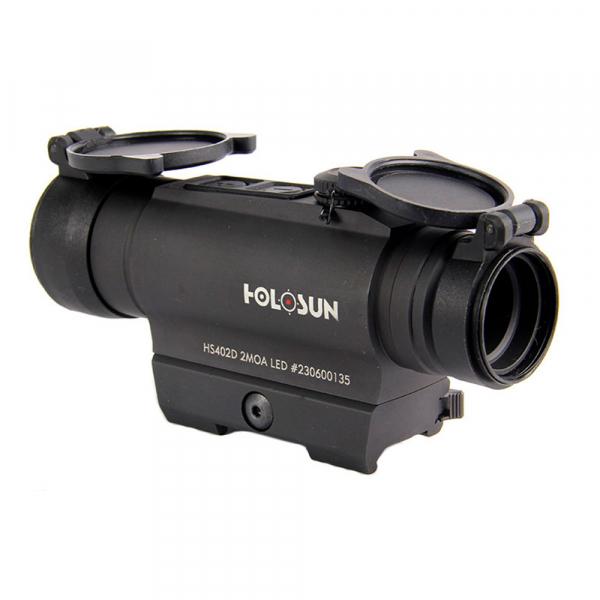 купить Коллиматорный прицел HOLOSUN Infinity Motion Sensor QD HS402D