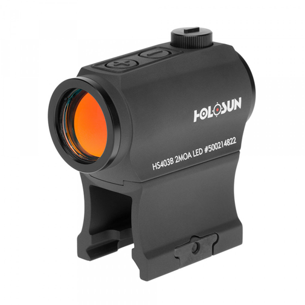 купить Коллиматорный прицел HOLOSUN Paralow Motion Sensor HS403B