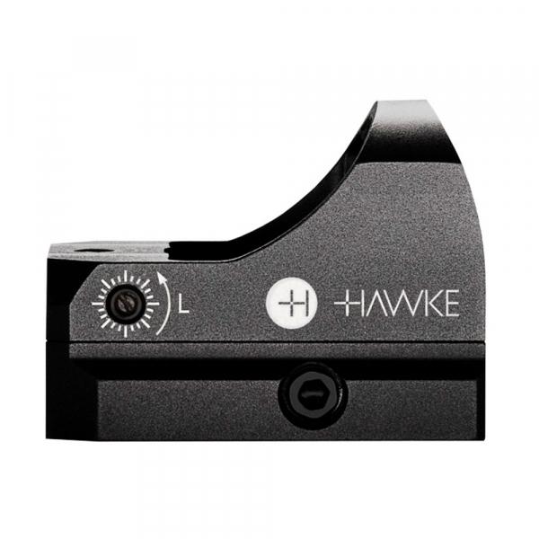 купить Коллиматорный прицел HAWKE Micro Reflex Dot 3 MOA WP DC (Weaver)