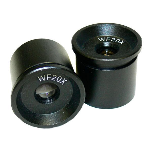 купить Окуляр для микроскопа KONUS WF 20x (пара) для стерео