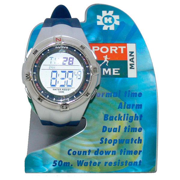 купить Спортивные часы KONUS SPORTIME