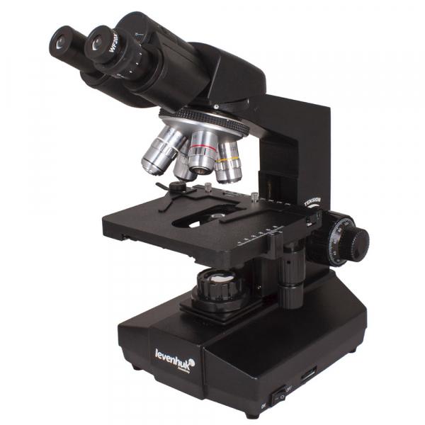 купить Микроскоп LEVENHUK 850B 40x-2000x (бинокулярный)