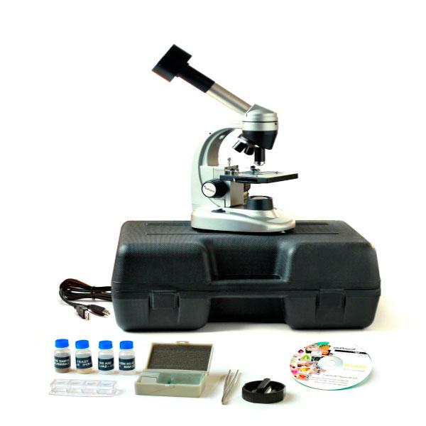 купить Микроскоп LEVENHUK D50L NG