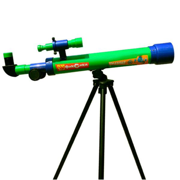 купить Телескоп LEVENHUK Фиксики Нолик