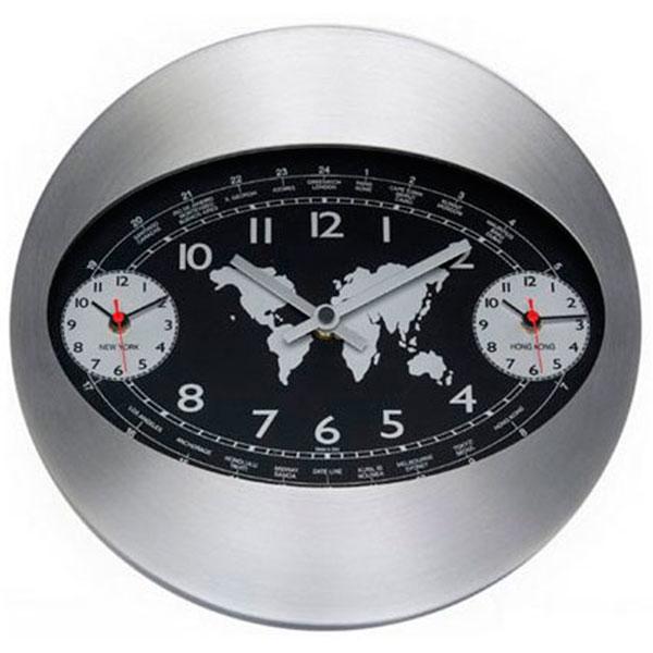 купить Настенные часы KONUS Movale (черные)