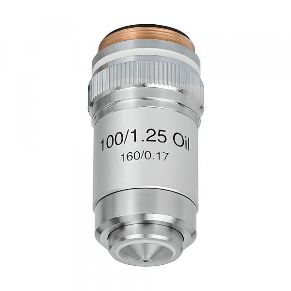 купить Объектив для микроскопа SIGETA Achromatic 100x/1.25