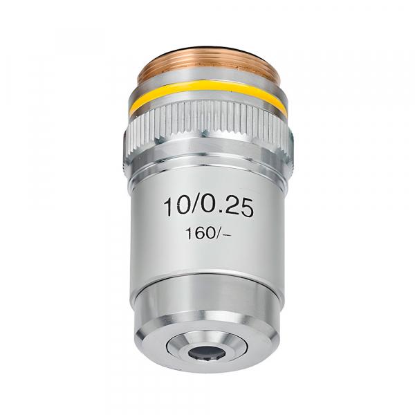 купить Объектив для микроскопа SIGETA Achromatic 10x/0.25