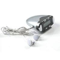 купить Шагомер SIGETA PMT-03 (с радио)