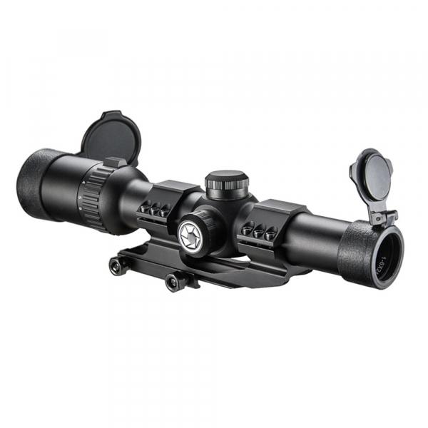 купить Оптический прицел BARSKA AR6 Tactical 1-6x24 (IR Mil-Dot R/G)