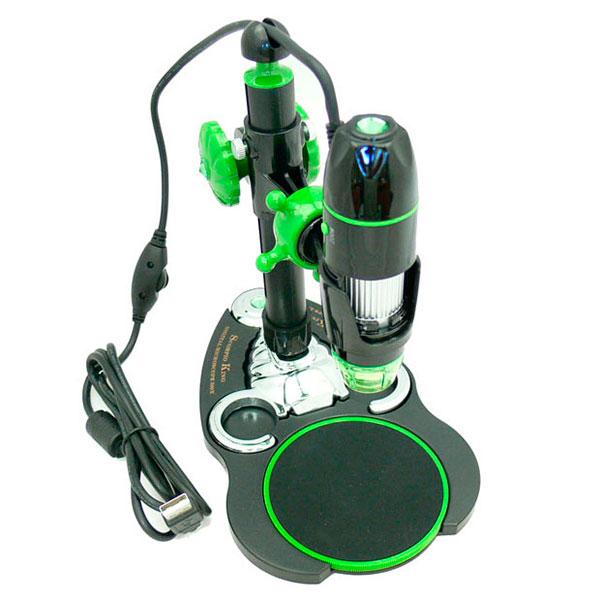 купить Цифровой микроскоп SIGETA QX500 5x-500x 2.0 Mpx