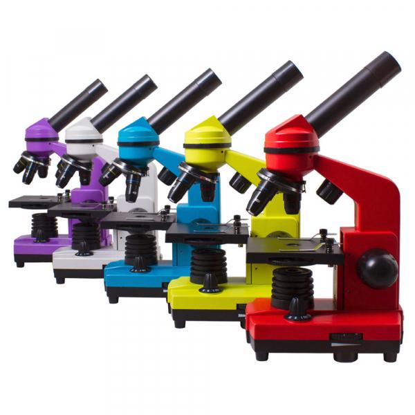 купить Микроскоп LEVENHUK Rainbow 2L (в 5 расцветках)