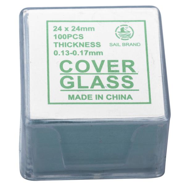 купить  SIGETA Покровные стекла 24x24мм (100 шт)