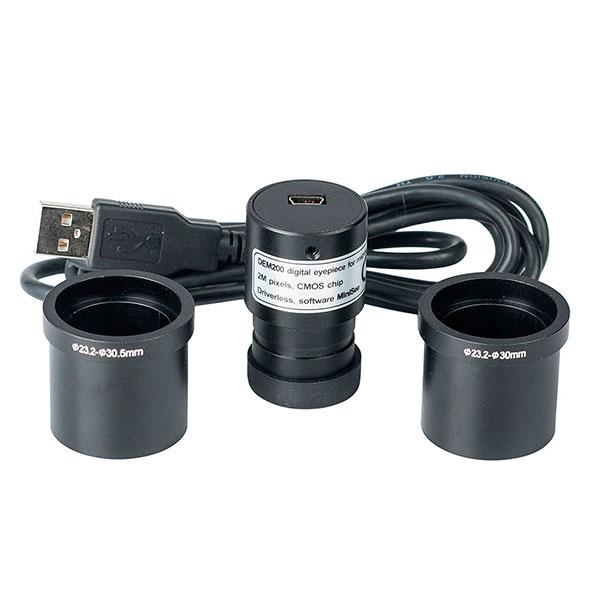 купить Цифровая камера для микроскопа SIGETA DEM-200 2.0MP