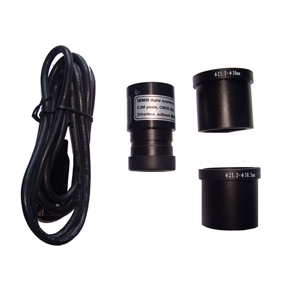купить Цифровая камера для микроскопа SIGETA DEM-35 0.3MP