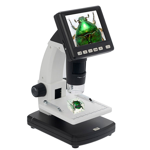 купить Цифровой микроскоп SIGETA Forward 10-500x 5.0Mpx LCD