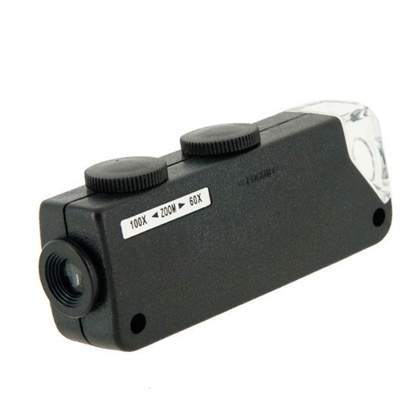 купить Микроскоп SIGETA Handheld 60x-100x