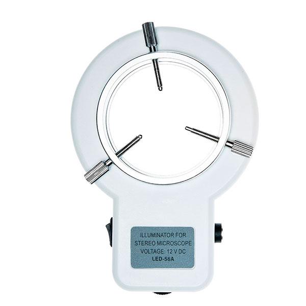 купить Кольцевой осветитель для микроскопа SIGETA LED Ring-56A