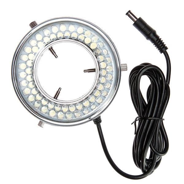 купить Кольцевой осветитель для микроскопа SIGETA LED Ring-60